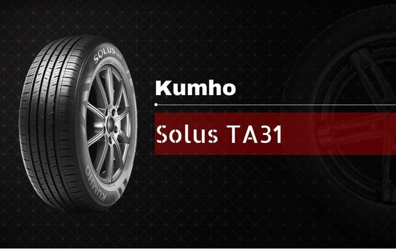 Kumho Solus TA31 Review - Featured Image-min