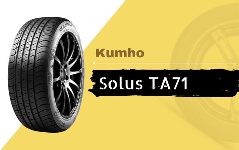 Kumho Solus TA71 Review - Featured Image