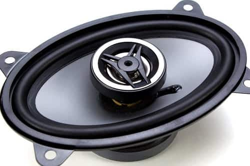 Crunch CS5768CX Full Range Coaxial Car Speaker