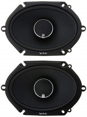 Infinity KAPPA 682.11cf Peak Power Handling 300w 6x8 Two Way Car Audio
