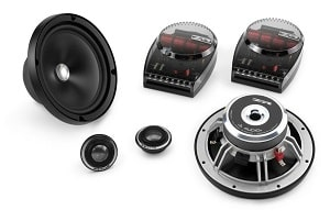 JL Audio's Evolution ZR650-CSi