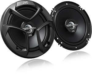 JVC CS-J620 300W 6.5″ CS Series 2-Way Coaxial Car Speakers