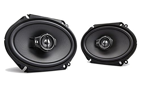 Kenwood KFC-C6895PS 6 x 8 Inches 3-Way Performance Series Speakers