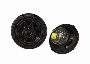 Kicker DS65 6.5″ Coaxial Speakers