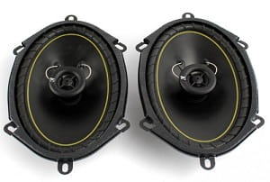 "New KICKER DS68 6x8"" 140 Watt 2 Way Car Audio 11DS68 Pair"