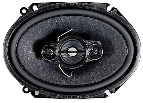 Pioneer 5x7 / 6x8 Inch 4-Way 350 Watt Car Stereo Speakers Four