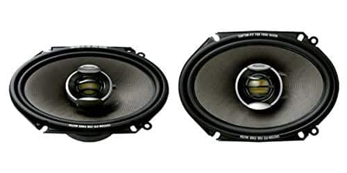 Pioneer TSD6802R 6 X 8 2-Way 260 Watt Speakers