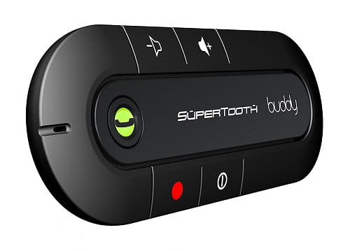 SuperTooth Buddy Bluetooth Visor Speakerphone Car Kit