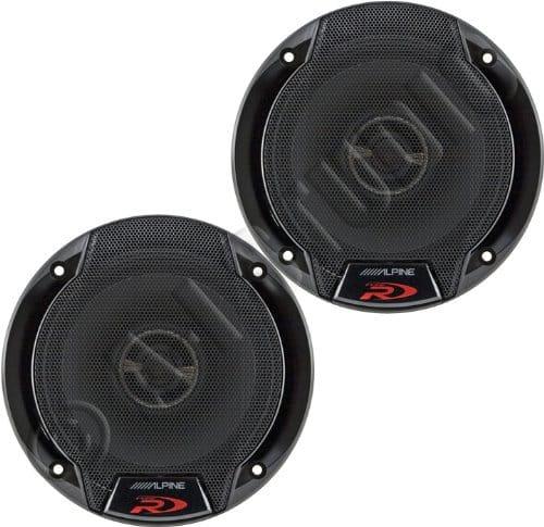 Alpine SPR-50 Coaxial Speaker Set