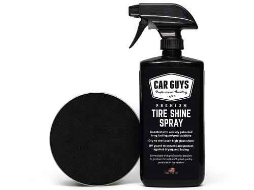 CarGuys - Tire Shine Spray