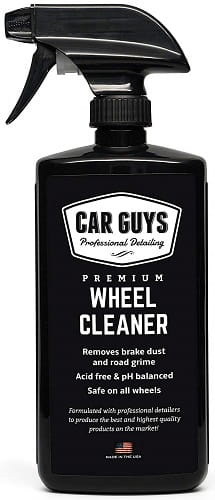 CarGuys - Best Wheel and Tire Cleaner