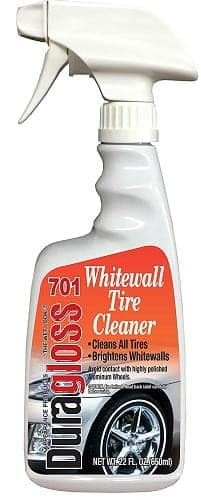Duragloss 701 Whitewall Tire Cleaner