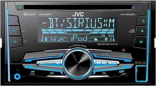 JVC KW-R920BTS