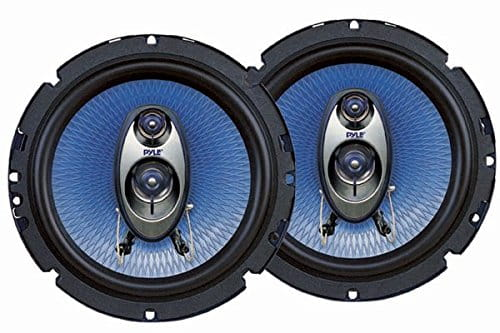 Pyle 6.5'' Three Way Sound Speaker System