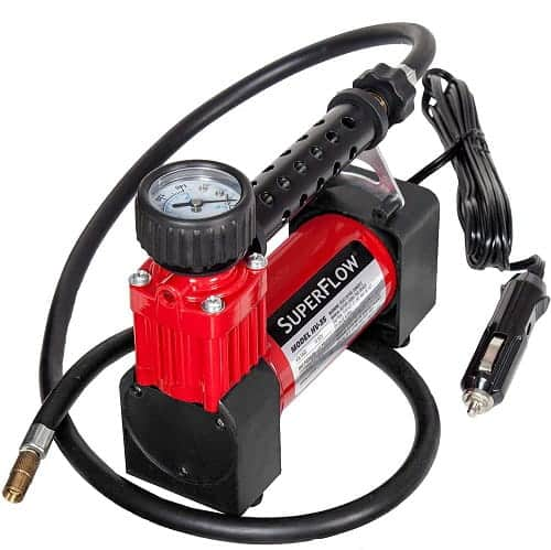 Super flow Air Compressor Tire Inflator