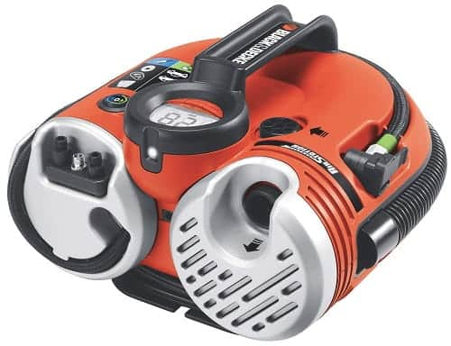 The Black & Decker ASI500 Cordless Air Station