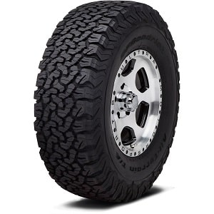 Bfgoodrich All Terrain T A Ko2 Review