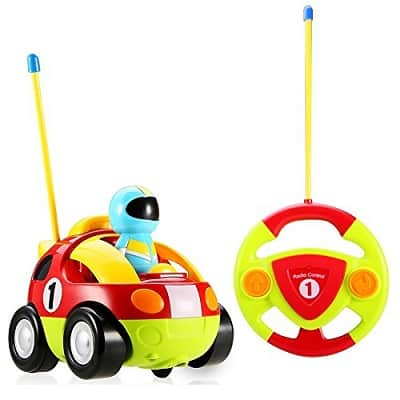 Holy Stone RC Cartoon Race Car Music Lights Electric Radio Control Toy