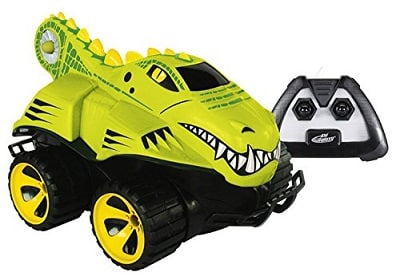 Kid Galaxy Amphibious RC Car Mega Morphibians Crocodile