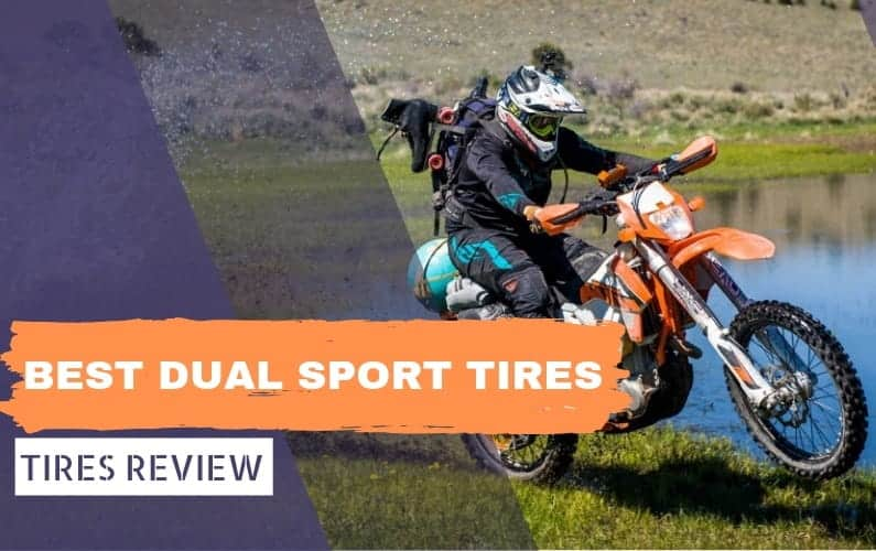 Best Dual Sport Tires - Feature Image