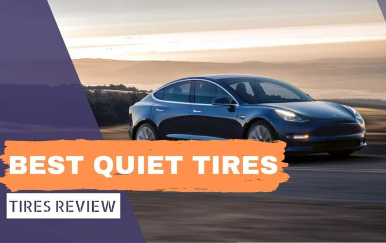 Best Quiet Tires - Feature Image