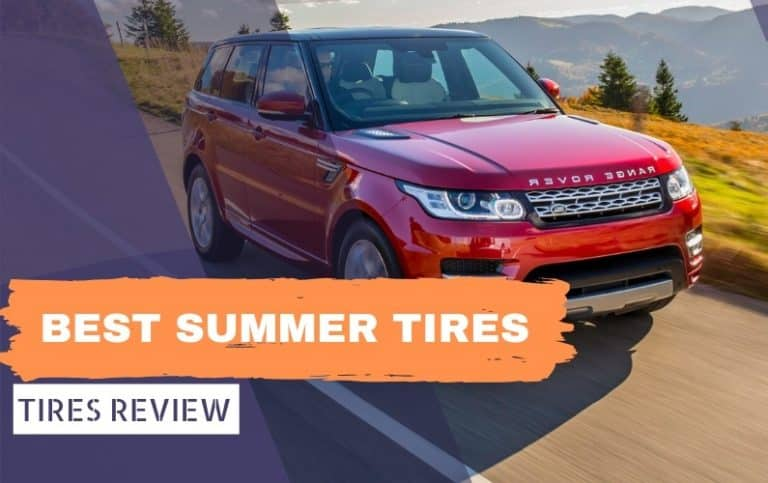 Best Summer Tires - Feature Image
