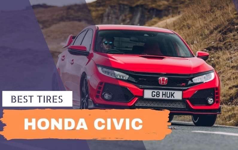 Best Tires For Honda Civic Feature Image