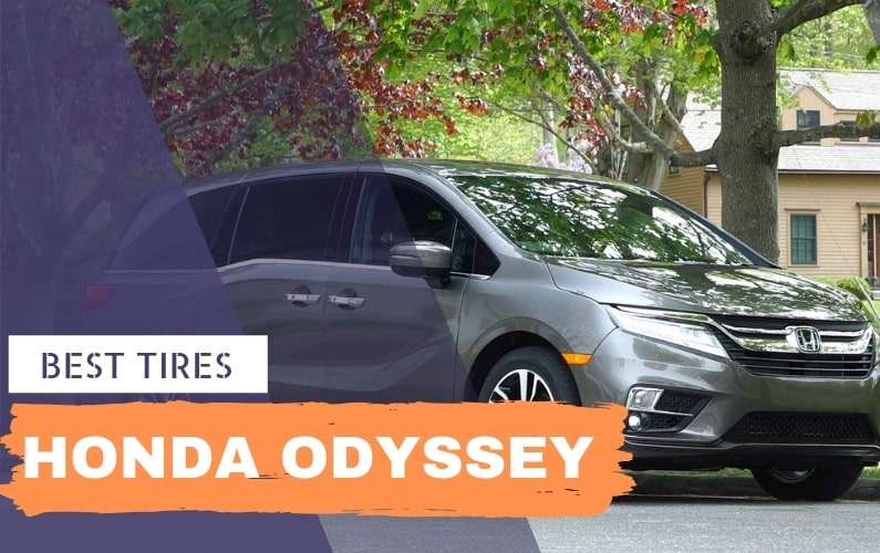 Best Tires for Honda Odyssey - Feature Image