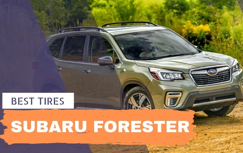 Best Tires for Subaru Forester - Feature Image