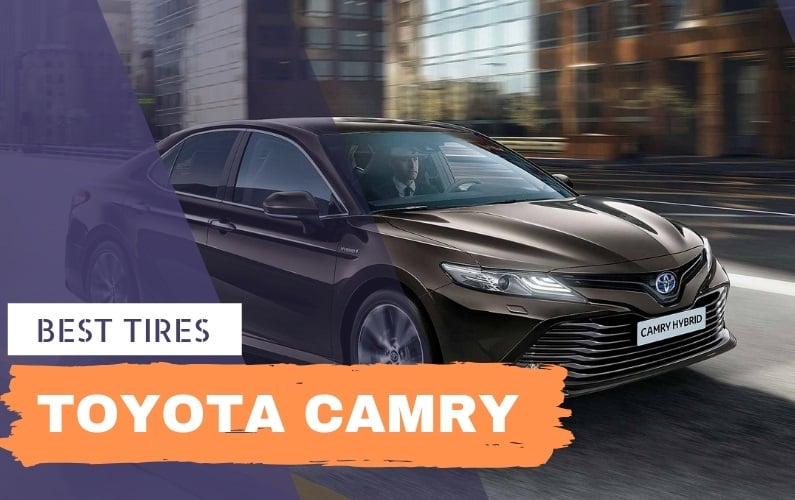 Best Tires for Toyota Camry - Feature Image