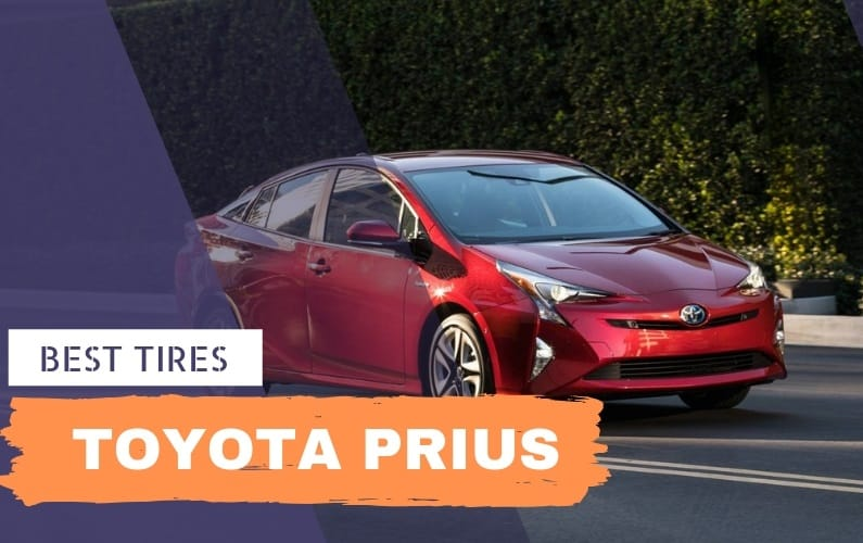 Best Tires for Toyota Prius - Feature Image