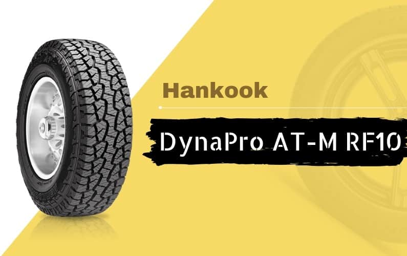 Hankook DynaPro AT-M RF10 Review - Featured Image