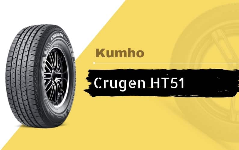 Kumho Crugen HT51 Review - Featured Image