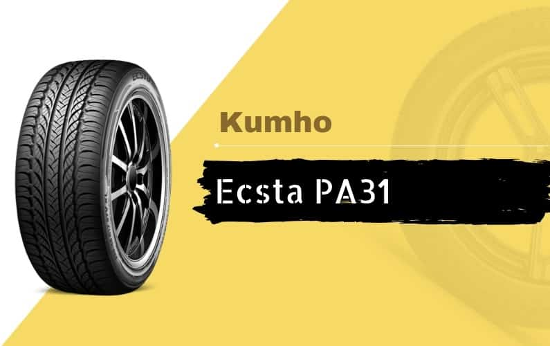 Kumho Ecsta PA31 Review - Featured Image