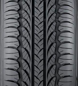 Kumho Ecsta PA31 pattern