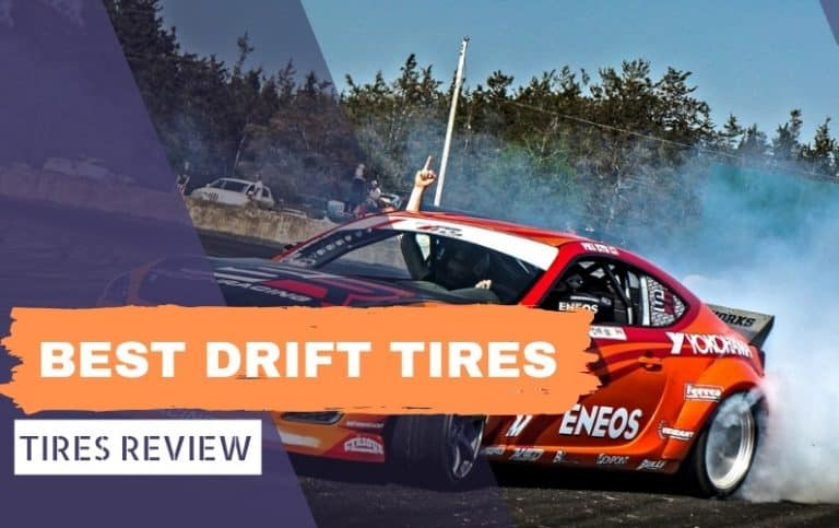 Best Drift Tires - Feature Image
