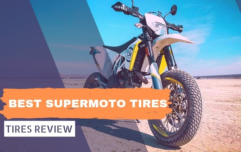 Best Supermoto Tires - Feature Image