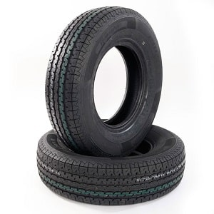 Million Parts E Load Radial Tire