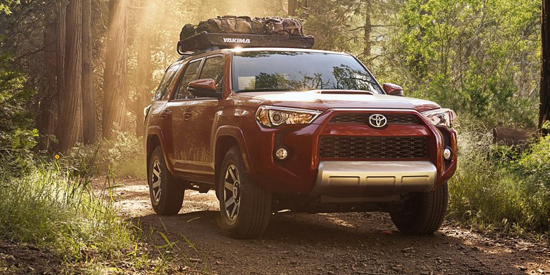 Best Tires for Toyota 4Runner