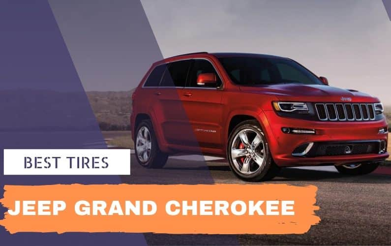 Best tires for Jeep Grand Cherokee - Feature Image