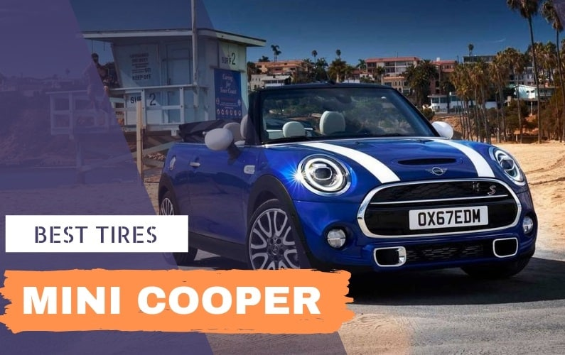 Best tires for Mini Cooper - Feature Image