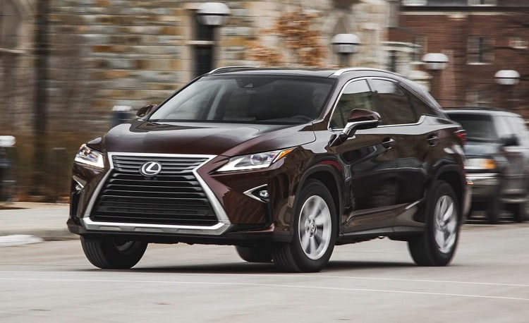Best Tires for Lexus RX350