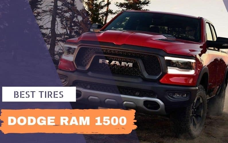 Best tires for Dodge Ram 1500 - Feature Image