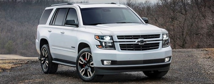 Best Tires for Chevrolet Tahoe