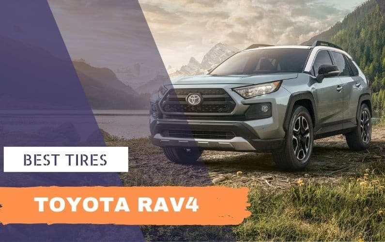 Best Tires for Toyota RAV4 - Feature Image