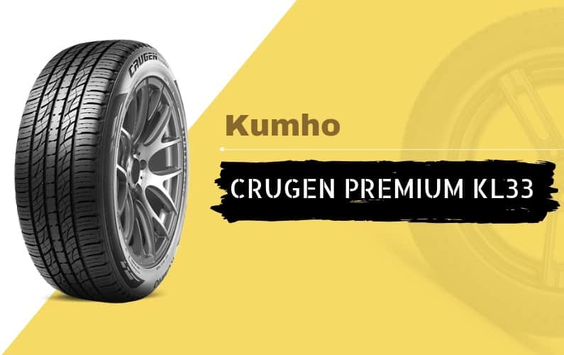 Kumho CRUGEN PREMIUM KL33 Review - Featured Image