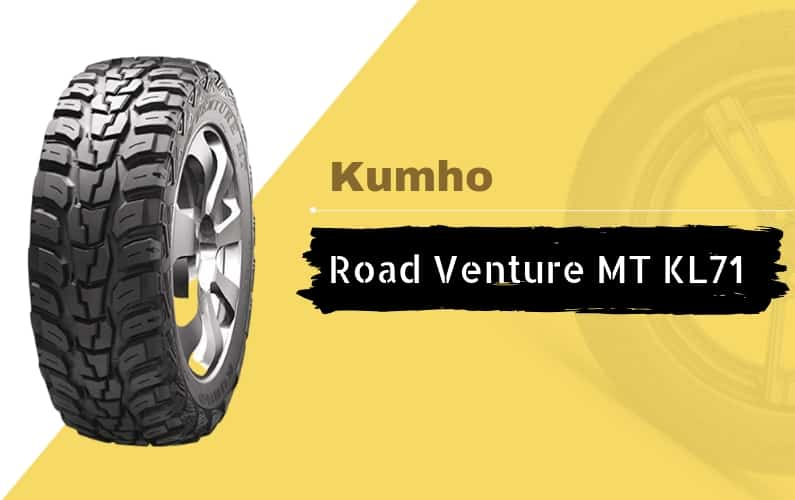 Kumho Road Venture MT KL71 Review - Featured Image