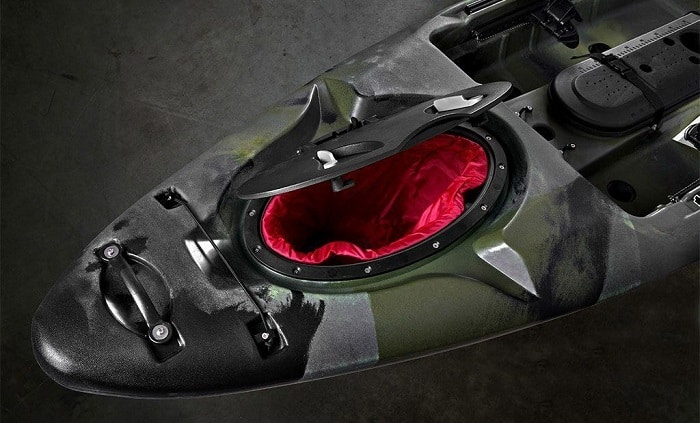 Vibe Kayaks Sea Ghost 110 - 4