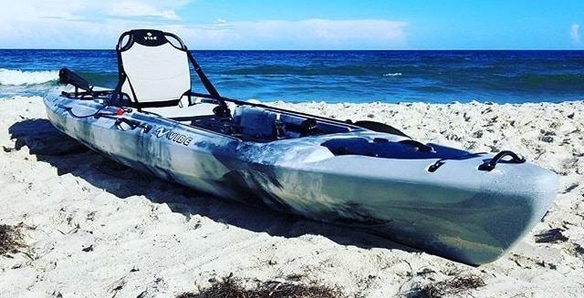 Vibe Kayaks Sea Ghost 110 - 6