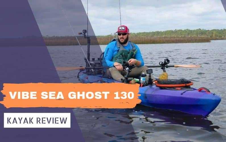 Vibe Sea Ghost 130 Review - Feature Image